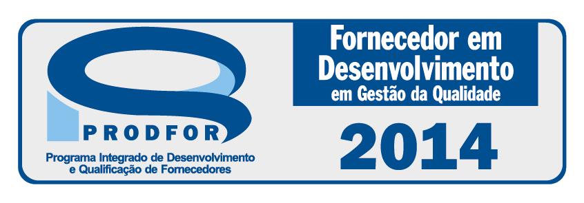 Selo em desenvolvimento 2014 SGQF