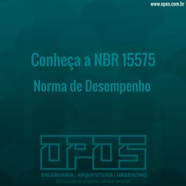 NBR 15575 – NORMA DE DESEMPENHO